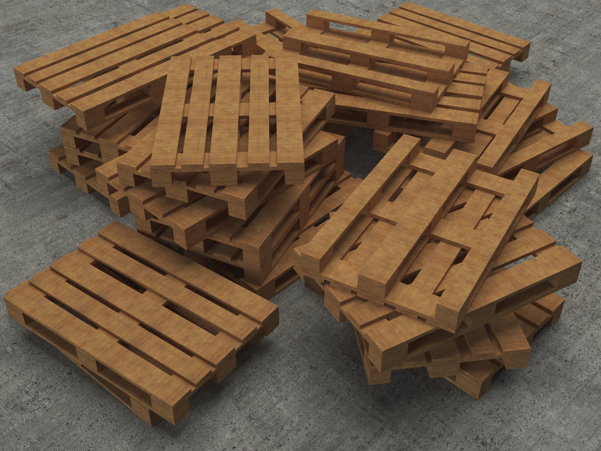Pallet Selection